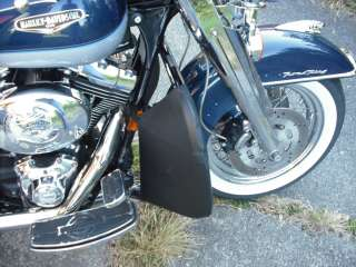 New~ Harley Touring Engine Guard Chaps Soft Lowers