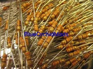 100 330 1/4 Watt Resistors XBOX 360 Controller Mod Kit