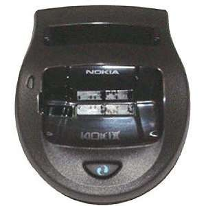 BRAND NEW NOKIA 9200 SERIES DUAL PORT DESK CHARGER HIGH