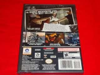 Clancys Splinter CellDouble Agent COMPLETE Nintendo Game Cube GC VG