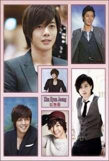Kim Hyun Joong F4 SS501 Boy Korean Poster 60x90 cm New