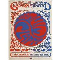 ERIC CLAPTON & STEVE WINWOOD Live From Madison Square Garden LMTED 2