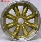 15 ROTA RB RIM WHEELS 4X100 INTEGRA ECHO XA 200SX MR2