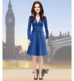 Franklin Mint Kate Middleton Royal Engagement Doll NEW
