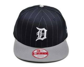 NEW ERA 9Fifty MLB Baseball Snapback Pinsnap2 Detroit Tigers Cap Hat