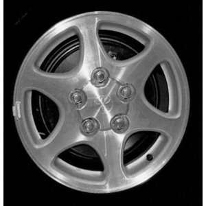 ALLOY WHEEL toyota CAMRY 97 99 14 inch: Automotive