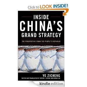 Inside Chinas Grand Strategy The Perspective from the Peoples
