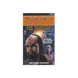 STAR TREK DEEP SPACE NINE) (9780671002398) JOHN BETANCOURT Books