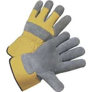 West Chester Split Leather Cowhide Palm Gloves   XL