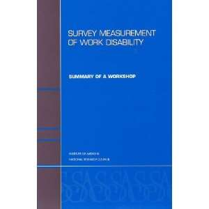Committee to Review the Social Security Administrations Disability