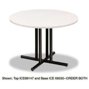 Iceberg Round Table Tops ICE69148 Office Products