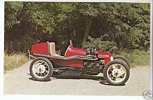 1932 FORD MODEL B DIRT TRACK RACER Car Photo POSTCARD