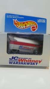 hot wheels vw drag bus jc whitney WARSHAWSKY