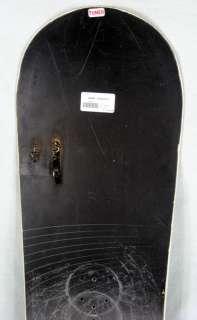 Burton Cruzer 146 cm Snowboard White/Black/Yellow Retail $229.99