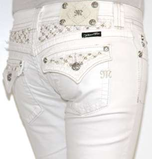 Womens MISS ME Jeans Victorian Gold Bootcut JP5002B63 Studded