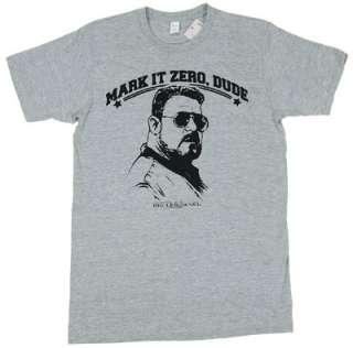 Mark It Zero Dude   Walter   Big Lebowski Sheer T shirt