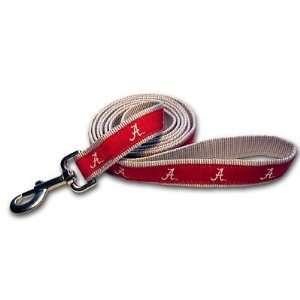 Alabama Crimson Tide Dog Leash Size Small Kitchen