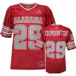 Alabama Crimson Tide  Team Color  Franchise Football