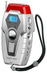 SWISS TECH BODYGARD BGCSSV PS 12 IN 1 SURVIVOR RADIO