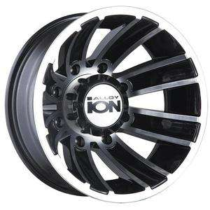 ION 166 Wheels Rims 16x6 8X6.5 FORD CHEVY DODGE DUALLY