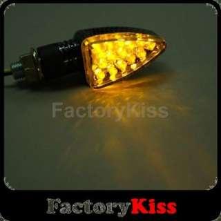 LED Motorcycle Turn Signal Light for Honda CBR 600 919 954 1000 RR #13