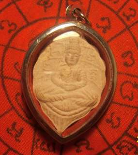 Thai Amulets Holy Ancient ฺีBuddha LP LEE Magic Rare