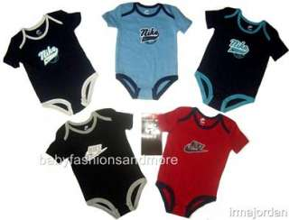 Baby boys lot / set of NIKE clothes, sz 0/3 months, NWT