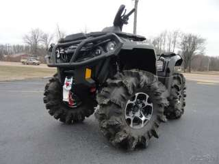 2012 NEW CAN AM OUTLANDER 1000XT 1000 ATV 4X4 QUAD LIKE RENEGADE CAN