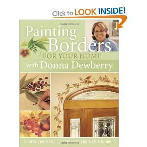 Your Home with Donna Dewberry (9781581806007) Donna Dewberry Books