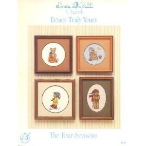 Yours, The Four Seasons, Linda DuVall Originals: Linda DuVall: Books