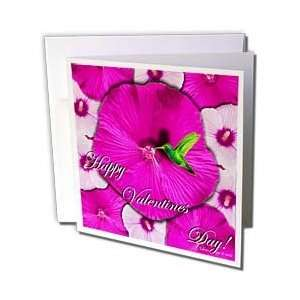 Edmond Hogge Jr Valentines Day   Hummingbird Pink and