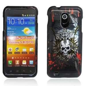 Case Cover, Bloody Skull (2D) with Pry Opening Tool and ESD Shield Bag