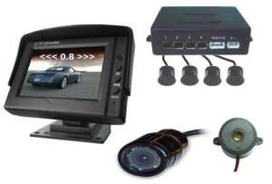 Backup sensor and camera kit   Includes digital monitor
