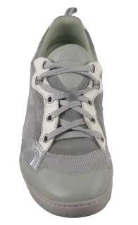 Earth Shoes Womens Sneakers Premier Grey Butter Calf