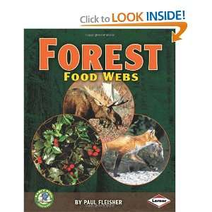 Food Webs (Early Bird Food Webs) (9780822567295): Paul Fleisher: Books