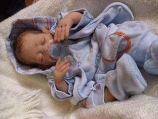 NEW RELEASE JODY BY LINDA MURRAY NOW BEAUTIFUL PREEMIE REBORN BABY BOY