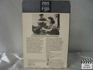 Ruby Gentry VHS Jennifer Jones, Charlton Heston
