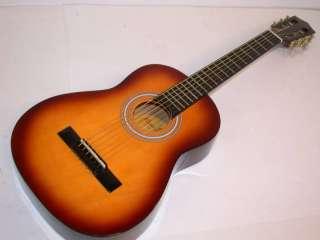 30 Youth, Child, Student, Alpine Acoustic Guitar, Sunburst