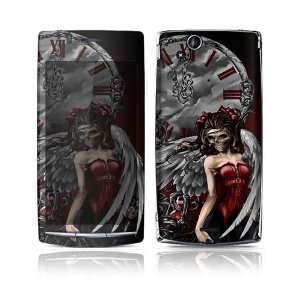 Ericsson Xperia Arc, Arc S Decal Skin   Gothic Angel: Everything Else