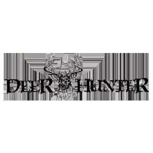 Outdoor Decals Deer Hunter Decal: Sports & Outdoors