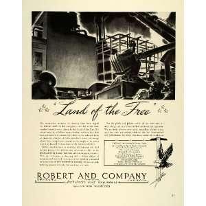 Rober Archiecs Engineers WWII Defense Consrucion Projecs Alana
