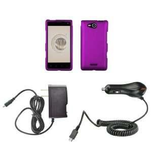 LG Lucid 4G (Verizon) Premium Combo Pack   Purple