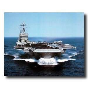 USS Harry Truman Aircraft Carrier Ship Military Picture