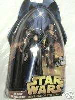 Star Wars ROTS   #50 Battle Damaged Anakin Skywalker