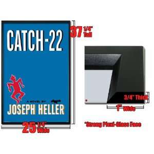 Framed Catch 22 Heller Book Cover Poster Fr4829 Home
