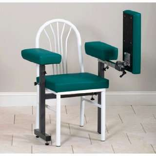 MD SERIES BLOOD DRAWING CHAIRS Uph seat & flip arms Item# 64950 F