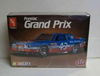 1985 AMT ERTL Nascar Pontiac Grand Prix 1/16 SEALED NOS