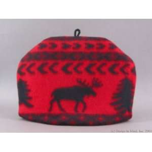 Tea Cozy   Moose TracksStandard: Home & Kitchen