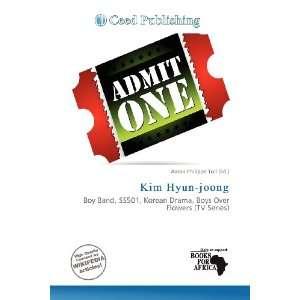 Kim Hyun joong (9786200970985) Aaron Philippe Toll Books