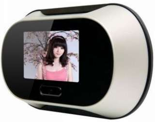 Brand New 2.5 LCD Digital Door Peep hole Viewer Security Camera